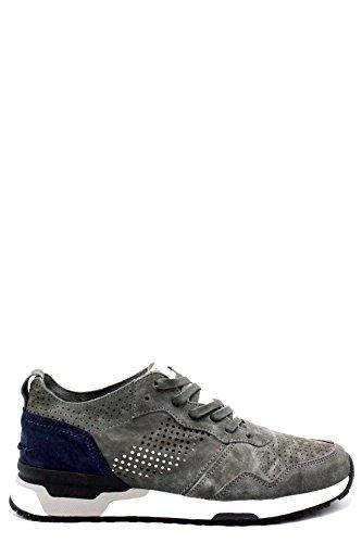 Crime London 11425KS1 Sneakers Basse Uomo Grigio 41