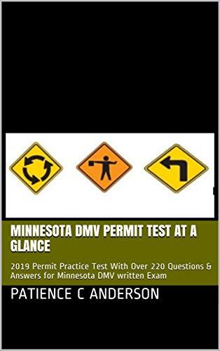 MINNESOTA DMV PERMIT TEST AT A GLANCE : 2019 Permit Practice