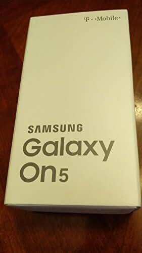 Samsung Galaxy On5 - T-Mobile (Black)