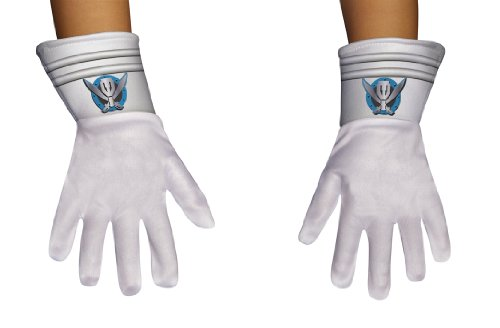 [Disguise Saban Super MegaForce Power Rangers Toddler Gloves, Toddler] (Power Rangers Megaforce Halloween)