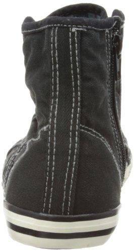 schwarz Negro Zapatillas 1099 9 502 Mustang Mujer Altas n4XY4Cvq
