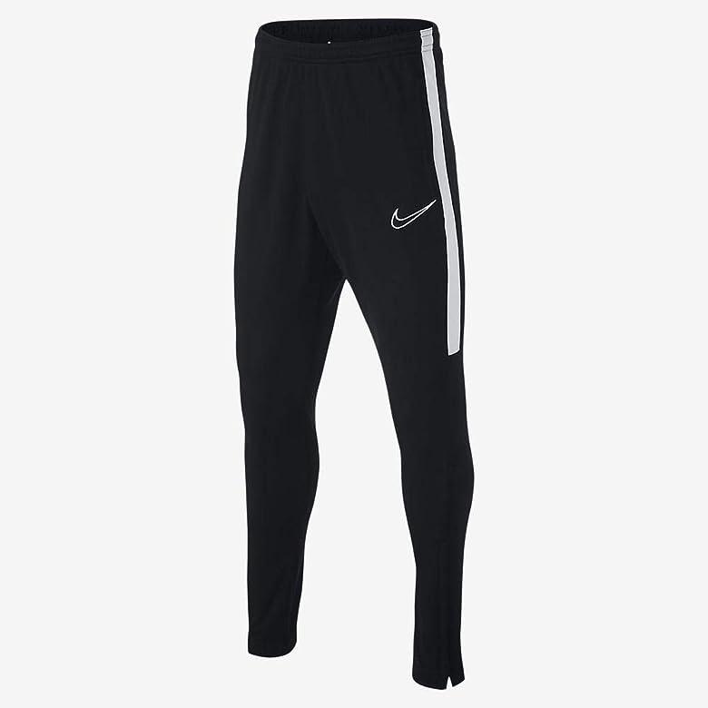 Nike Dry Acdmy Pant Kpz - Pantalones, Niños, Negro (Black/White ...