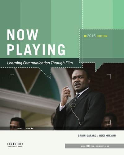 Now Playing: Learning Communication Through Film: 2016 Edition