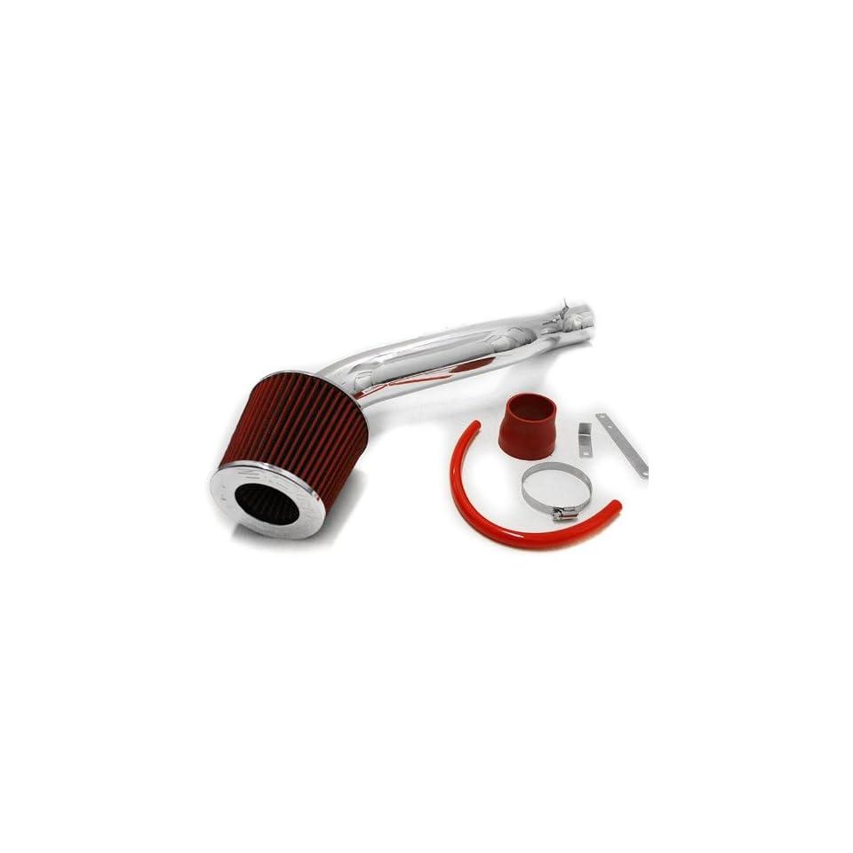 92 93 94 95 96 Honda Prelude All Models 2.2 Short Ram Intake + Red Filter SRHD8R