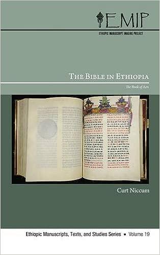 The Bible in Ethiopia: Curt Niccum: 9781498227414: Amazon com: Books