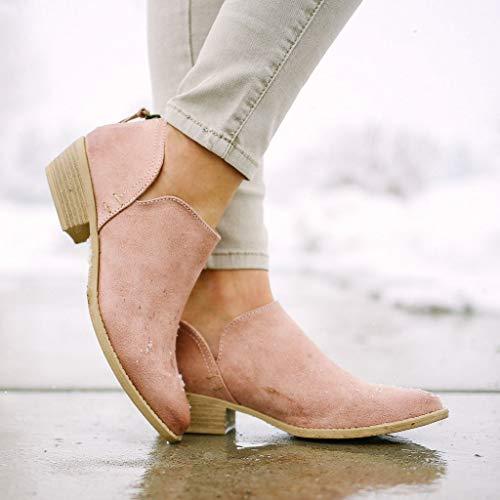 Firengoli Am01euws025 Boots Rose Femme Chelsea wHxA8qH7
