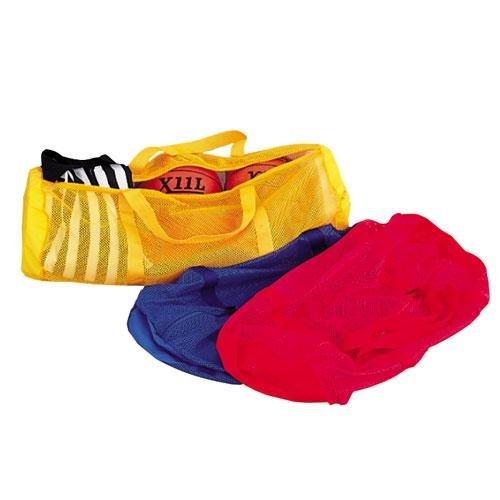 Mesh Duffel Bags - Orange