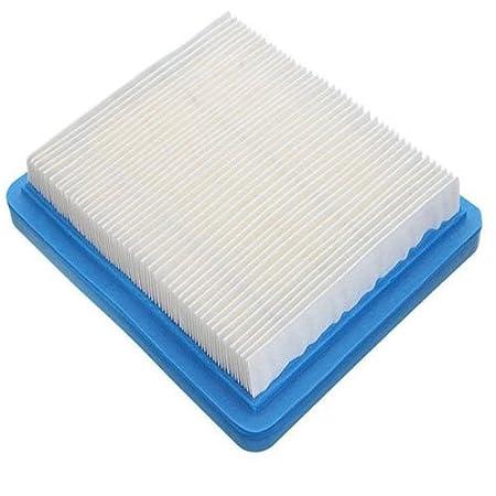 Filtros de aire cuadrados para cortacésped de jardín para ...