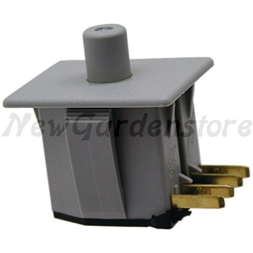 Interruptor Tractor cortacésped cortacésped compatible MTD Wolf ...