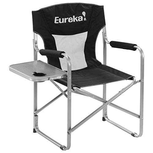 Eureka! Director Chair with Side Table by Eureka