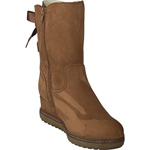 Gabor 73.804-78 - Botas para mujer marrón