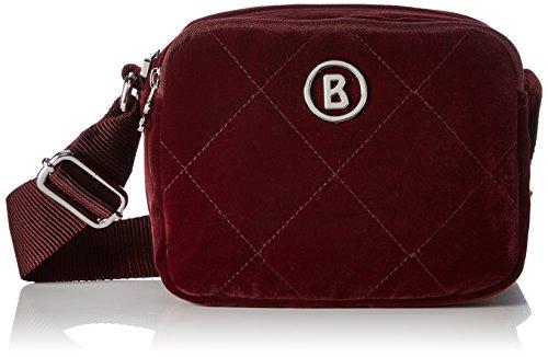 Bogner Maila - Shoppers y bolsos de hombro Mujer Rojo (Carmine)