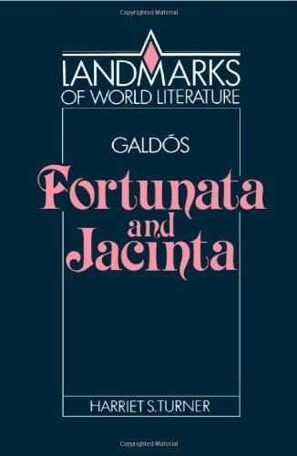 (Galdós: Fortunata and Jacinta (Landmarks of World)