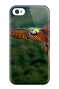 Lori Cotter Elodie's Shop Hot nature animal bird geographic forest Anime Pop Culture Hard Plastic iPhone 4/4s cases 5900278K948602519