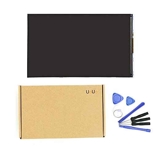 UoUo 7 inch LCD Display Screen For Samsung Galaxy Tab 4 7.0 T230 T231 T233 T235 with 8 pcs tools - Lcd Inner