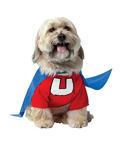 Rasta Imposta Under Dog Dog Costume, Medium ()