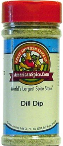 Cucumber Dill Dip, Stove, 4.5 oz
