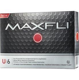 Maxfli U/6 Golf Balls (1 Dozen)