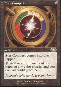 Magic: the Gathering - Star Compass - Planeshift