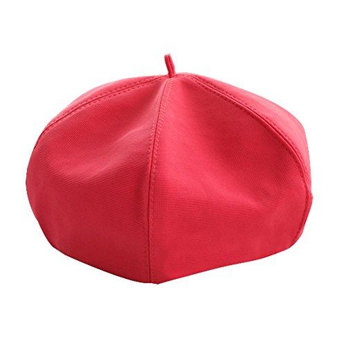 sodialr-red-retro-british-style-simple-design-pure-color-beret