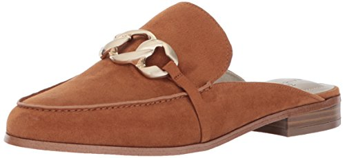 Bandolino Women's Limbs Loafer Flat Toffee