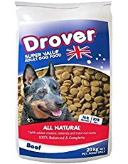 CopRice Drover Beef and Chicken Dog Food 20 kg 1 Pack Medium