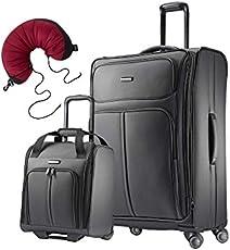 Shop Samsonite Leverage Lte 3 Piece Set (Purple) – Luggage Factory 4dec021c03024