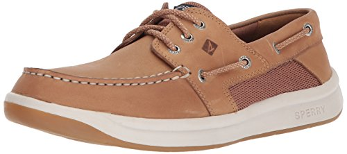 Sperry Men's Convoy 3-Eye Boat Shoe Linen 9 Medium US