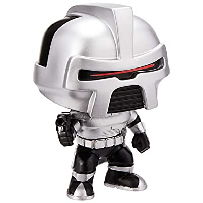 Funko Pop Tv: Battlestar Galactica Classic-Cylon Action Figure: Funko Pop! Television:: Toys & Games