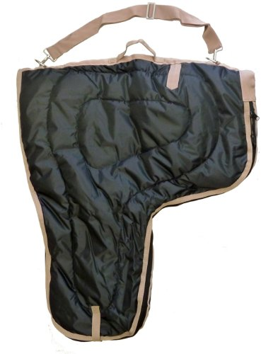41D3l%2BgnX3L - Western Horse Saddle Carrier Cover Large Bag Fully Lined and Padded