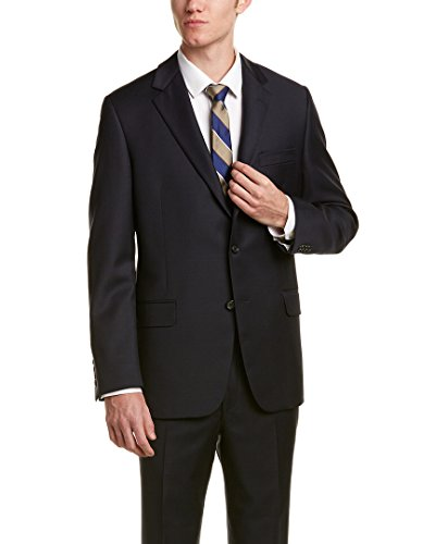 Hickey Freeman Mens 2Pc Milburn II Wool Suit, 44R, - Hickey Freeman Suits Mens