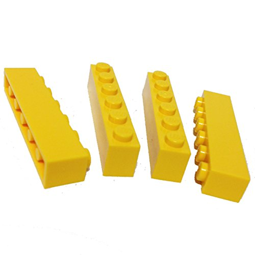 Lego Parts: Brick 1 x 6