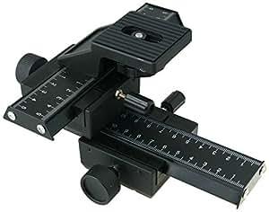 Phottix PX63710 - Carril de enfoque con 4 direcciones para cámaras SLR