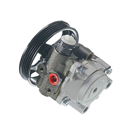 (A-Premium Power Steering Pump with Pulley for Toyota Tundra)