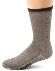 Save on Wigwam Comfort Hiker Sock Black/Grey Large and more