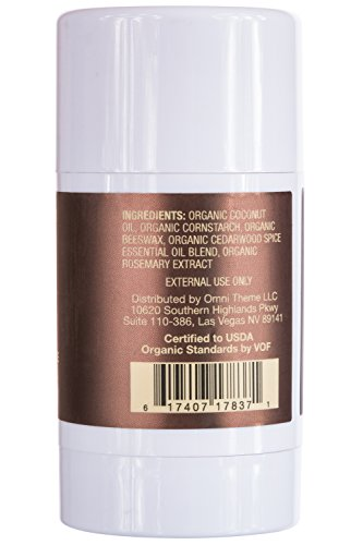 ORGANIC-101-USDA-Certified-All-Natural-Extra-Strength-Deodorant-No-Aluminum-Parabens-Other-Toxic-Chemicals-Stay-Clean-Smell-Fresh
