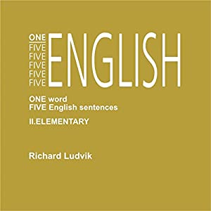 One Five English Elementary (One Five English 2) Hörbuch