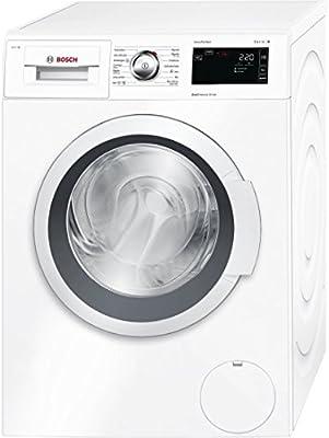 Bosch Serie 6 WAT28660EE Independiente Carga frontal 8kg 1400RPM A+++-30% Blanco - Lavadora (Independiente, Carga frontal, Blanco, Izquierda, LED, Blanco): 505.77: Amazon.es: Grandes electrodomésticos
