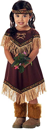 Toddler Girls Pocahontas Indian Princess Halloween Costume