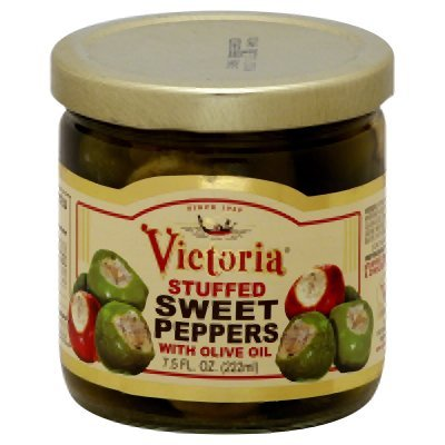 Peppers, Stfd, Swt