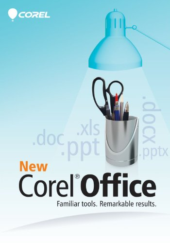 Corel Office 5 for PC - 3 User [PC Download] by Corel
