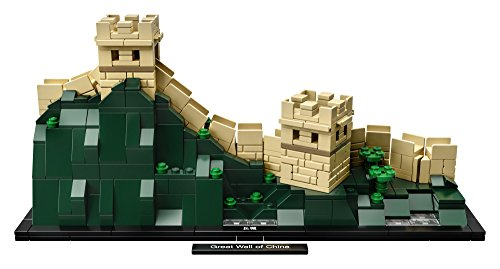 41D3pA1WqGL - LEGO Architecture Great Wall of China 21041 BuildingKit (551 Piece)