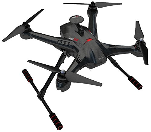 Walkera Scout X4 Carbon RTF FPV2 Edition with Ground Station Flight