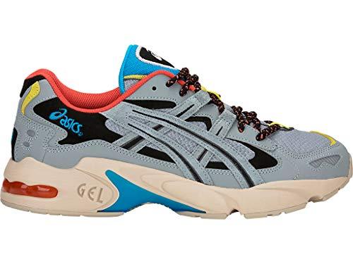 ASICS Tiger Men's Gel-Kayano 5 OG Shoes, 11M, Stone Grey/Stone Grey