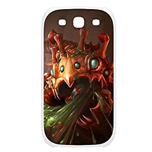 KogMaw-002 League of Legends LoL Diy For Iphone 5C Case Cover Plastic White