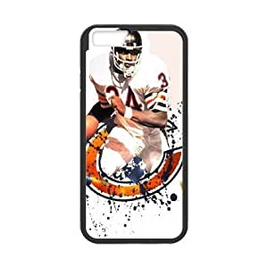 iPhone6 Plus 5.5 inch Phone Case Black Chicago Bears VAN5137986