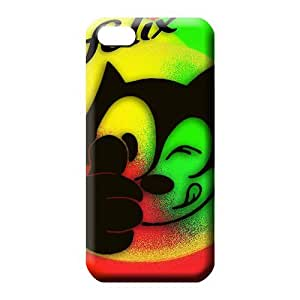 iphone 5 5s Strong Protect Unique Awesome Phone Cases phone skins felix the cat