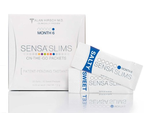 Sensa Slims - Mois 6, 1,41 once