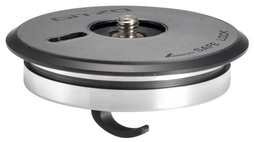 Gitzo GS5321SP Systematic Flat Top Plate for Series 5 Tripods (Black)