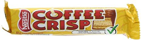 Canada Candy Coffee Crisp Chocolate Bar 18 Coffee Crisp Candy Bar Canada